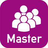 Jahrgangsgruppe Soziologie Master Button